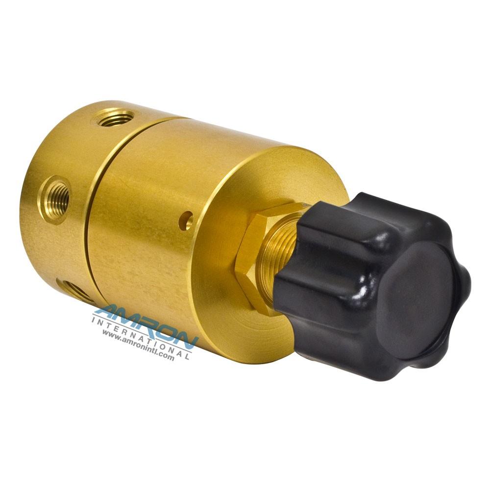 Aqua Environments Model 873 High Flow Reducing Non-Venting Regulator 873-400-NV