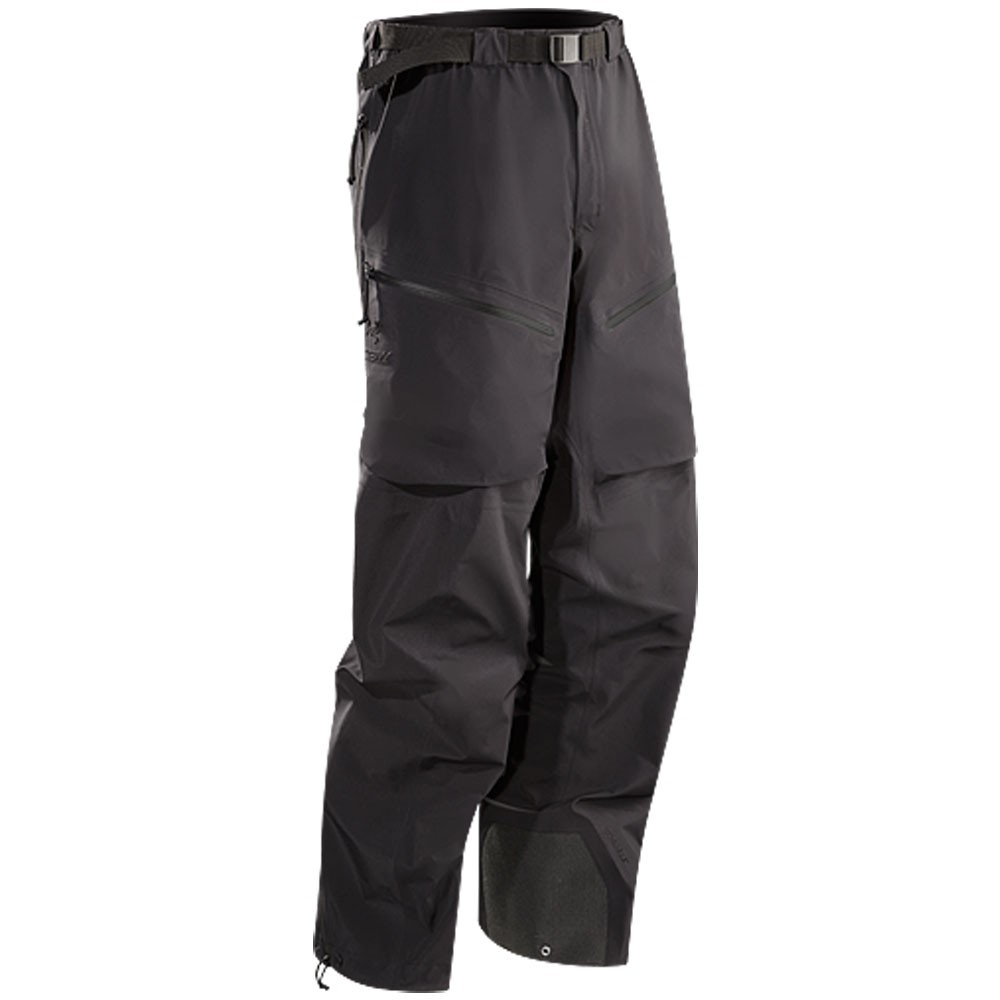 Arc'teryx Mens GEN 2 Alpha Pant Black - ARC-13321-BLK