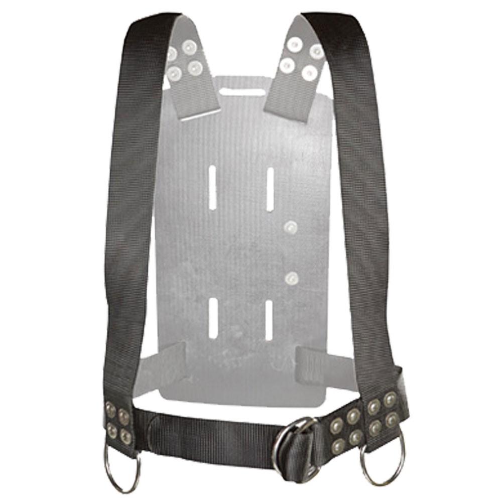 Atlantic Diving Equipment Backpack Standard Medium BP-400-M - Front