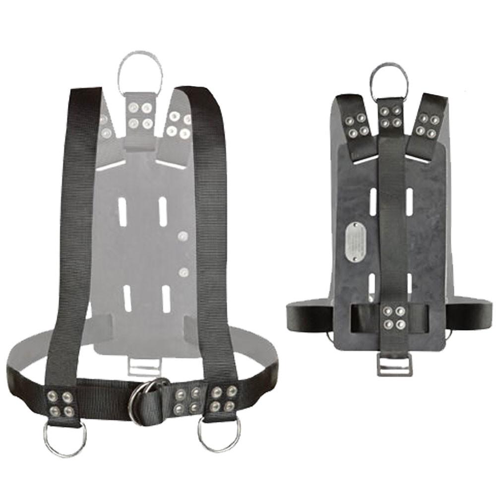 Atlantic Diving Equipment BHBP-700 Bell Harness Backpack - Medium