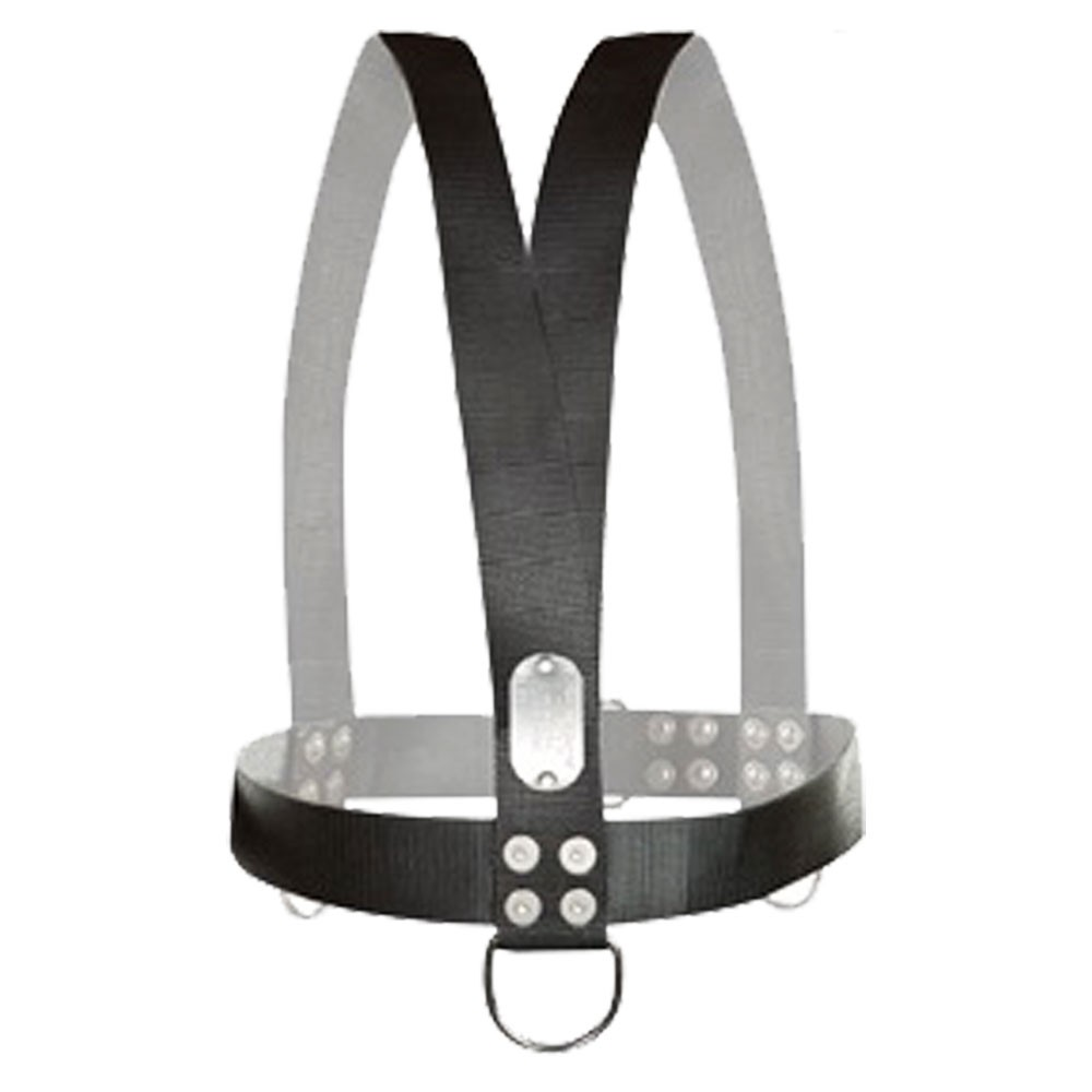Atlantic Diving Equipment Safety Harness Medium SH-100-M Back