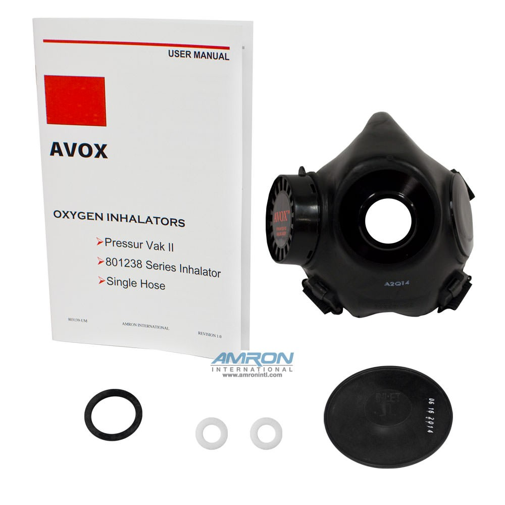 Avox RK-803600 Inhalator Repair Kit for Avox 803600 Series
