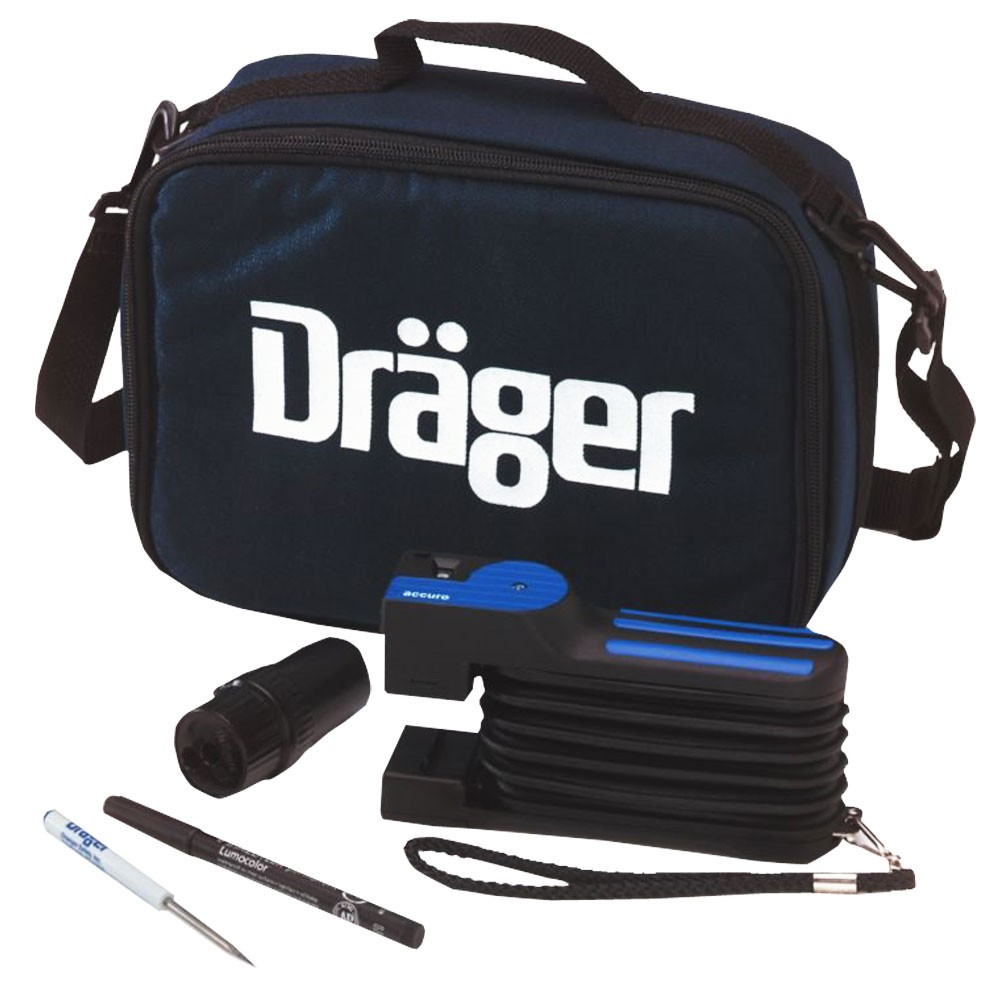 Drager Soft Side Hand Pump Kit with Nylon Case 4053473