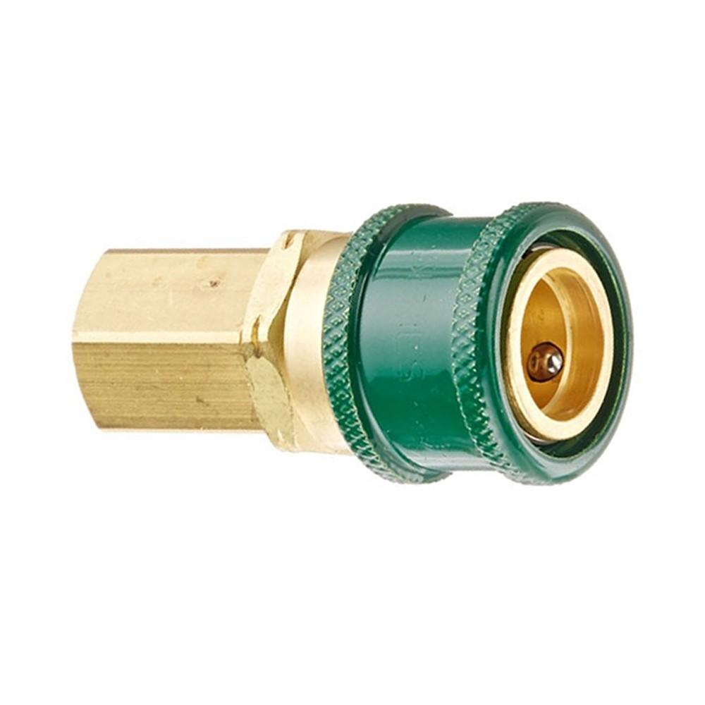 Hansen GR-602 - Series 600 1/4 in. NPT Female Socket Brass GR-602