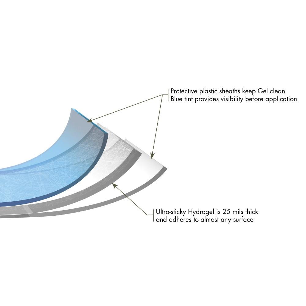Amron International Hydrogel Breaching Tape