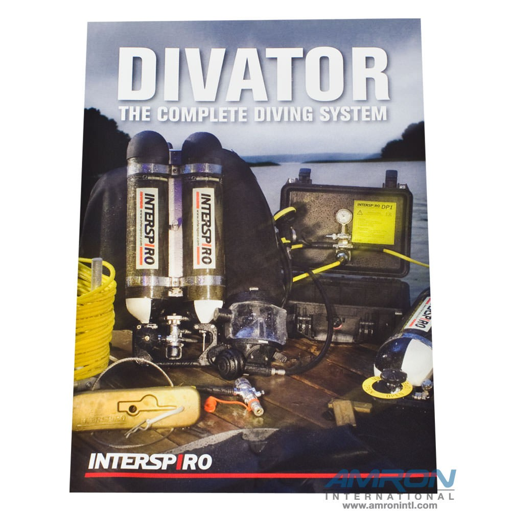 Interspiro AGA Divator MK II Full Face Mask Brochure