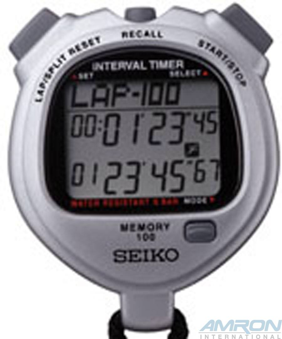 Seiko S057 Multi Function Stopwatch