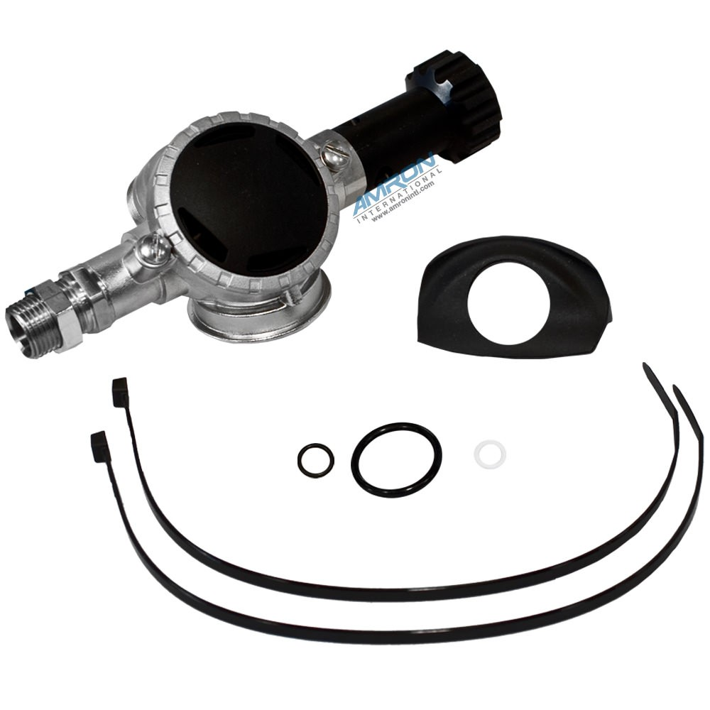 Kirby Morgan Stainless Steel Regulator 450 Kit 525-766