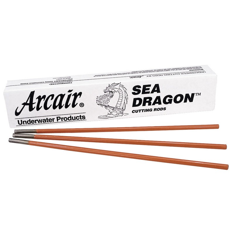 Arcair 3/8 x 18 Sea-Dragon Cutting Electrode