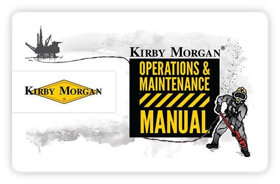 Kirby Morgan Manual KM 57 (P/N: 100-073)