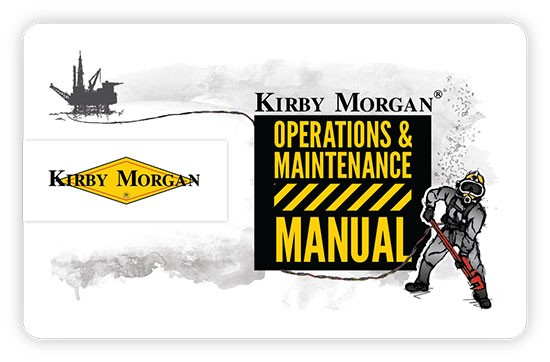 Kirby Morgan Manual KM 57 (P/N: 100-073)