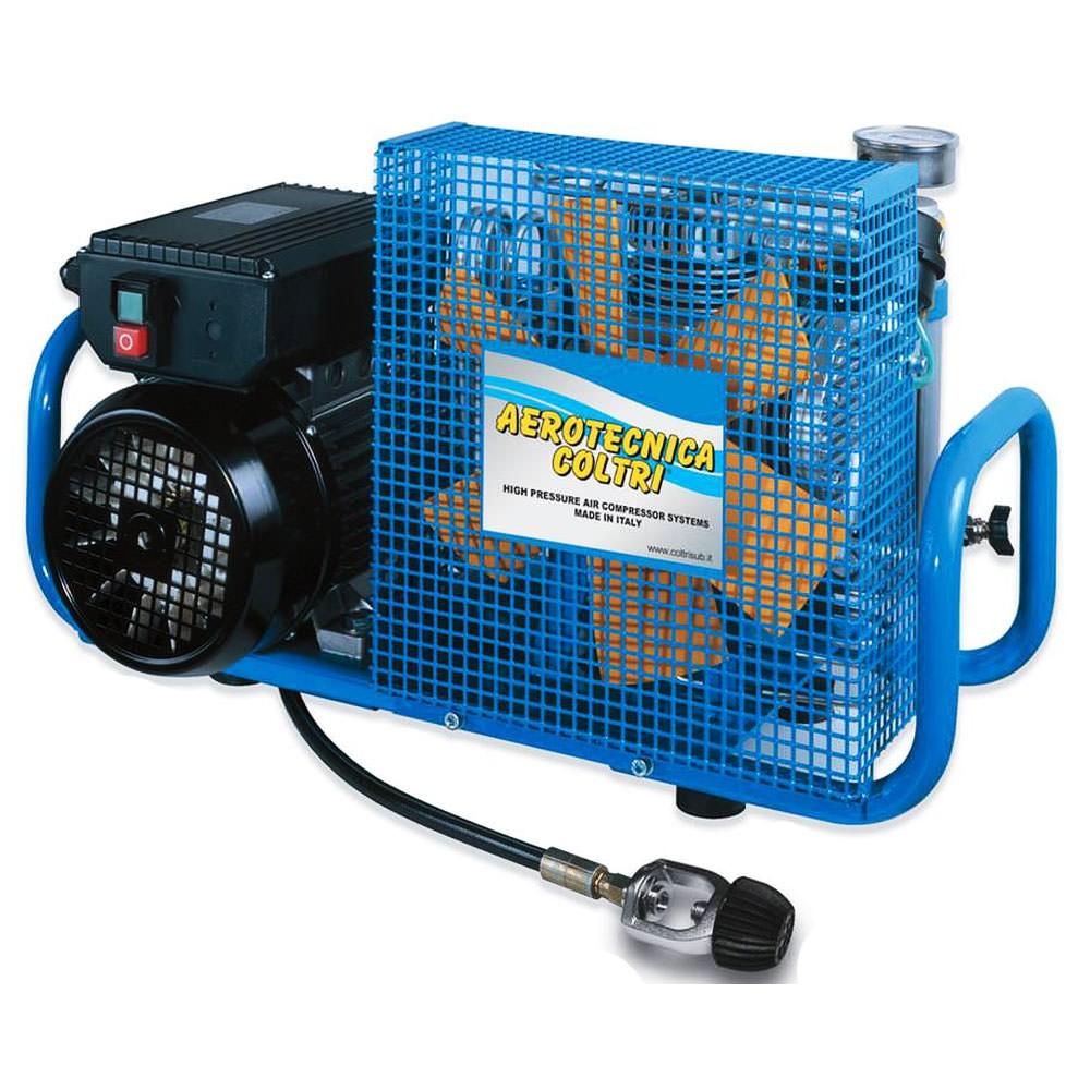 Nuvair Mch 6 Portable High Pressure Air Compressor