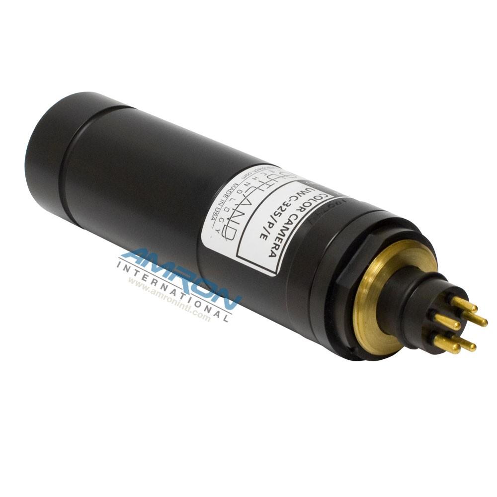 Outland Technology Mini Fixed Focus Color Camera with PAL Plug OTI-UWC-325/P/E