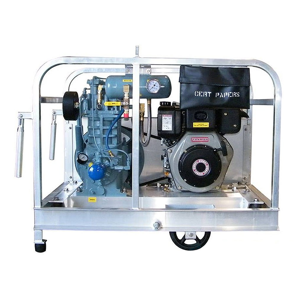 Quincy Yanmar-Quincy 325 Low Pressure Air Compressor Package
