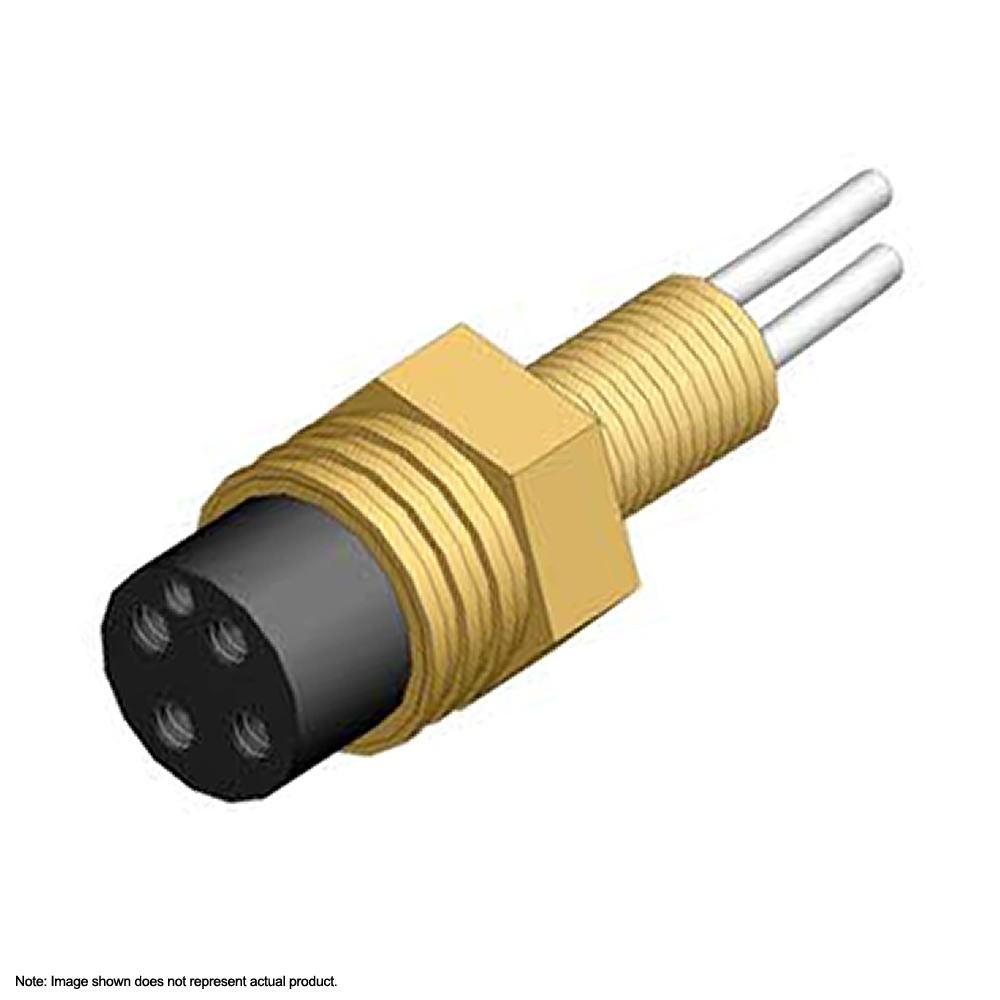 SEA CON Micro Wet-Con Female Bulkhead Connector with 8 Sockets MCBH8F
