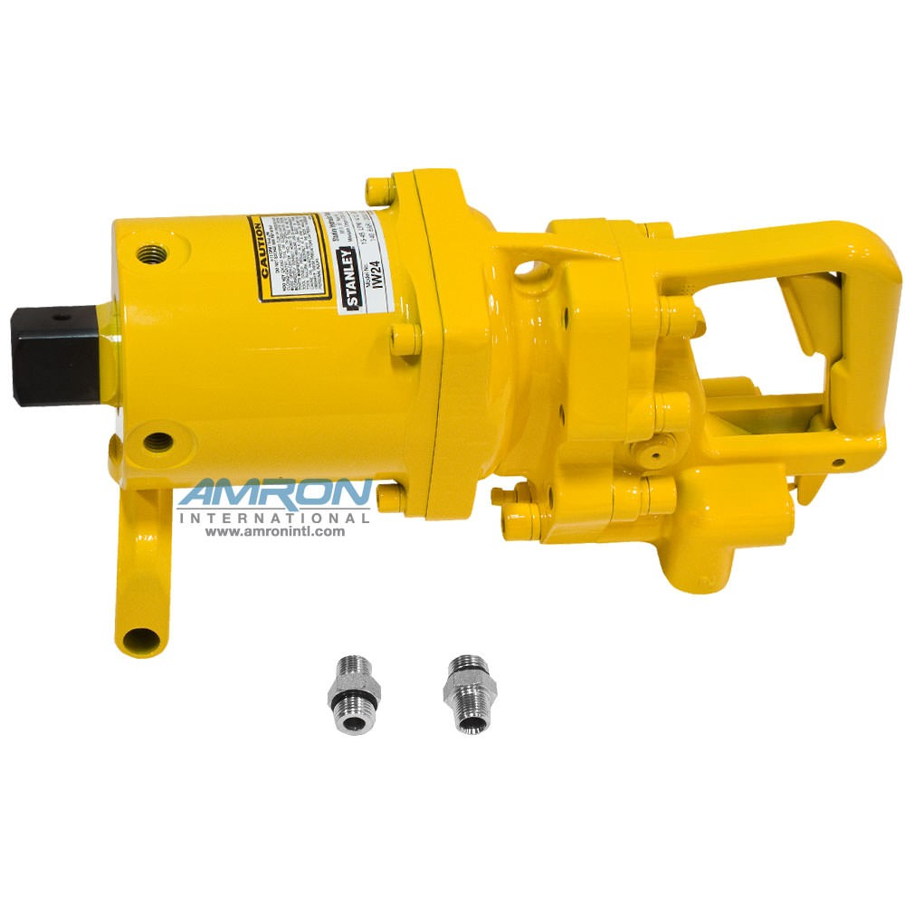 Stanley Hydraulic Underwater Impact Wrench IW24 IW24360