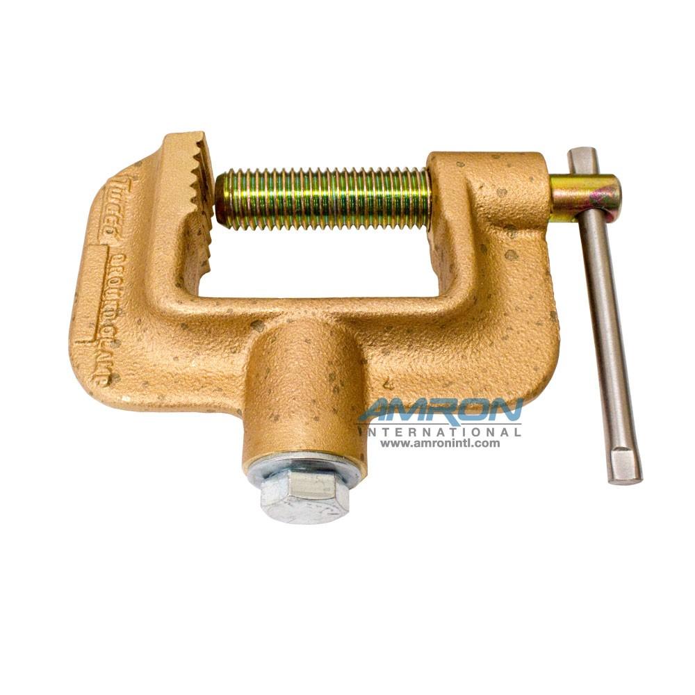 Tweco Copper Alloy C Ground Clamp GC-600-50