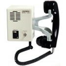 Amron International Model 3126 Outer-Lock Combo Box with Sound Powered Phone