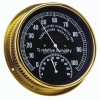 Certified Hygrometer and Temperature Indicator