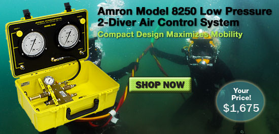 Amron Model 8250 Low Pressure Air Control System