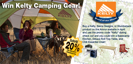 Kelty Brand of the Month