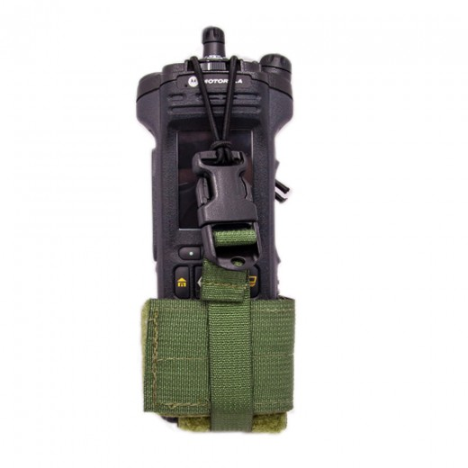 Radio Pouch Small Olive Drab
