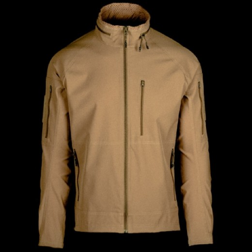A5 Rig Light Jacket Coyote
