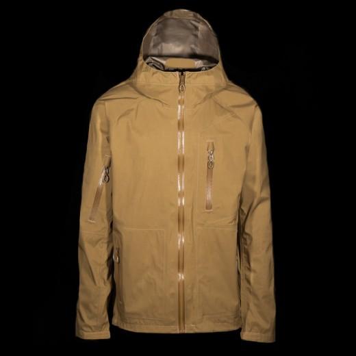A6 Rain Jacket Coyote