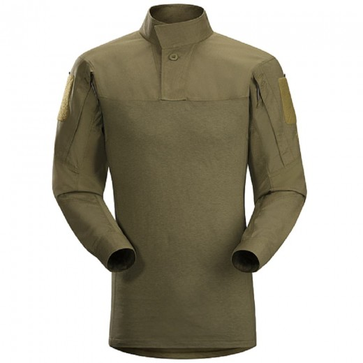 Assault Shirt AR - Ranger Green