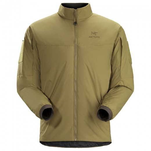 Cold WX Jacket LT - Crocodile