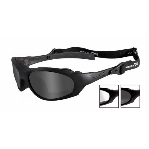 WIL-291 - XL-1 2 Lens Sunglass/Goggle Hybrid