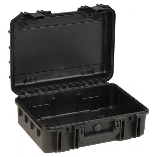 SKB-3I-1711-6B-E - MIL-STD Waterproof Case - 6 in. Deep - No Foam - Black