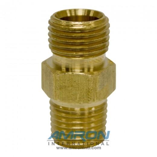 3AD-MOD SCUBA Adapter 1/4 in. MNPT to 3/8-24 Male SCUBA