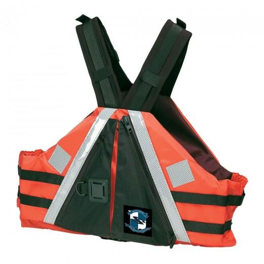 Low Profile Life Vest - Orange