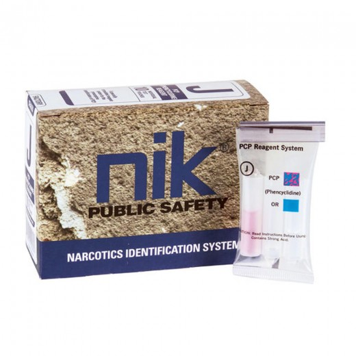 NIK® Test J - PCP Box of 10