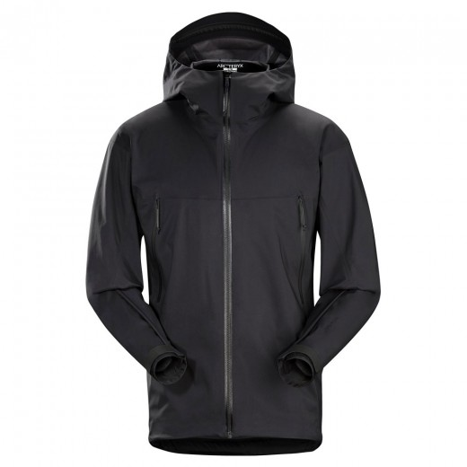 Alpha Jacket LT GEN 2 - Black