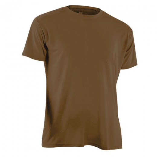 Ultra-Lightweight Short Sleeve Tee - Coyote Brown