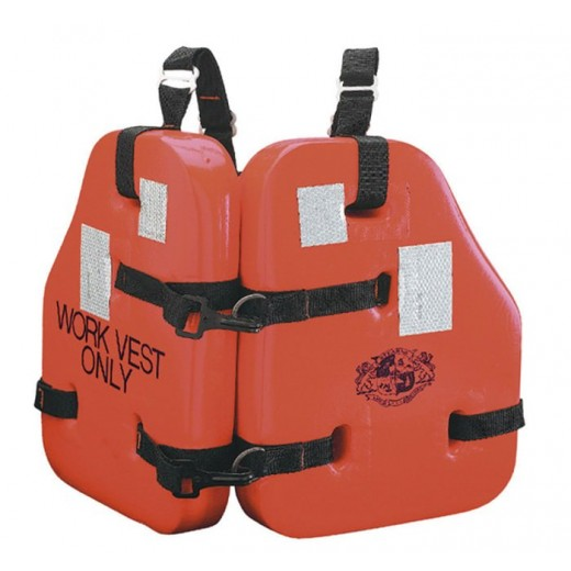I223 Work Force II Vest Orange - Universal