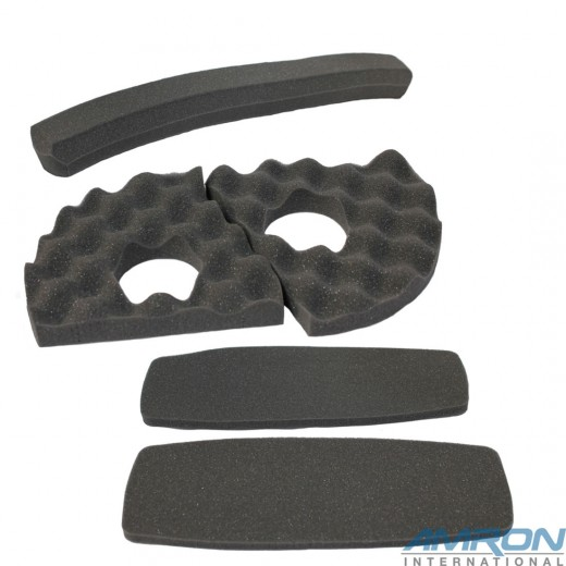 510-523 Replacement Head Cushion Foam Set for SuperLite® 17 Dive Helmet
