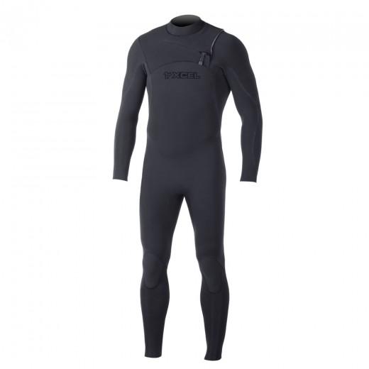 Assault Swimmer 3mm TDC X2 Fullsuit - Black