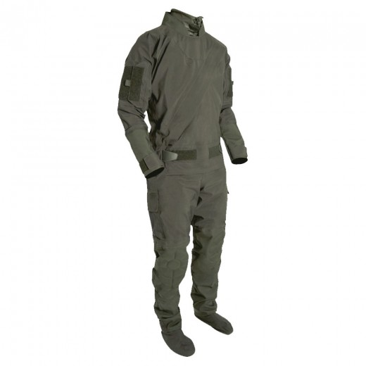 Sentinel™ Series Tactical Operations Drysuit - Sepia