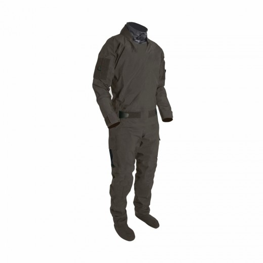 Sentinel Series Tactical Ops Dry Suit - Black