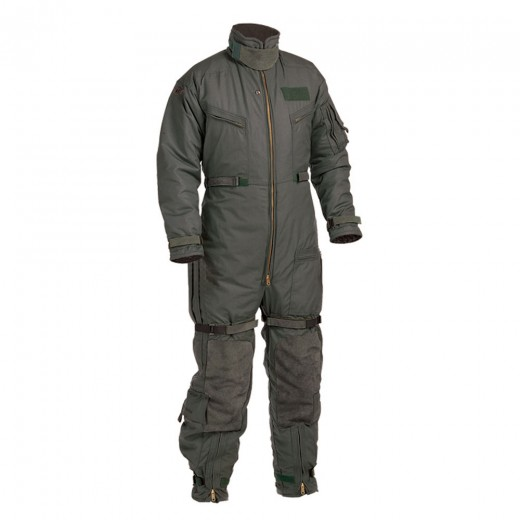 Constant Wear Aviation Coverall - Olive