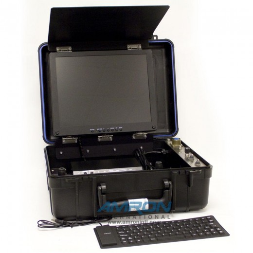 OTI-CON-3400/VTW Video Console - HDD DVR Recorder- 15 inch Color LCD - Video Typewriter