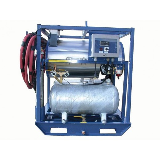 Commercial Diver Hot Water Heater