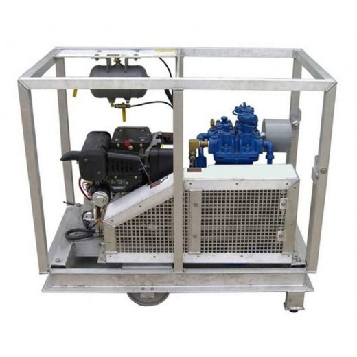 325 Low Pressure Diesel Air Compressor 18.7cfm at 175psi
