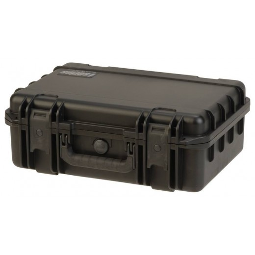 3I-1711-6 MIL-STD Waterproof Case - 6 in. Deep - Black