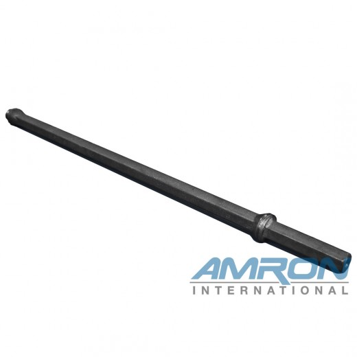 05170 Drill Steel (1 in. Hex x 4-1/4 in., 24 in.) for the SK58 Sinker Drill