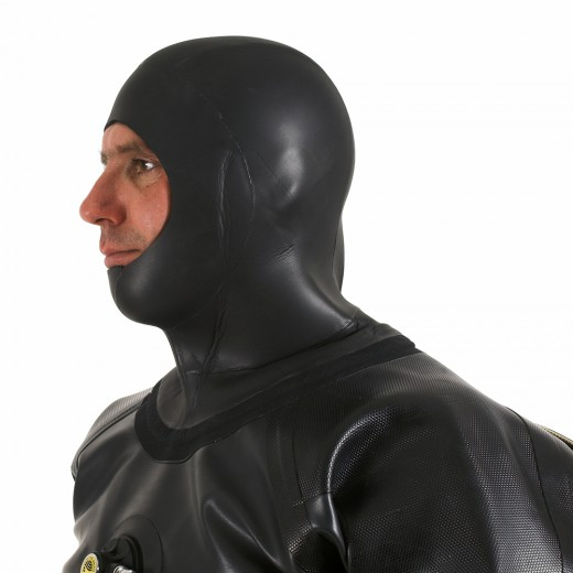 Smoothskin Neoprene Hood for Pro / Protech / HD / Haztech Suits