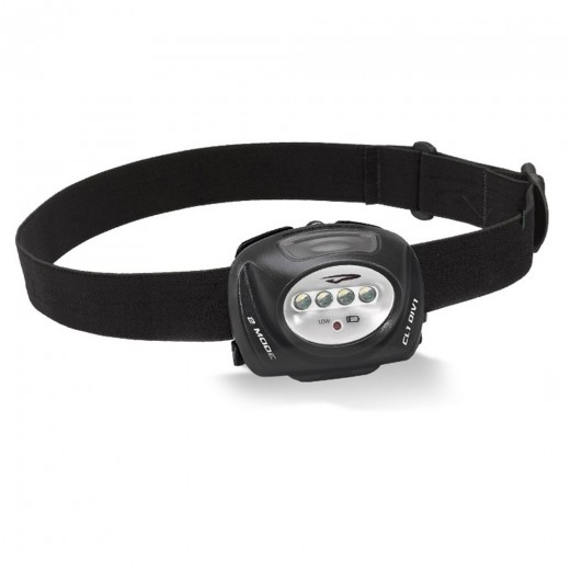 Quad II LED Headlamp - Black